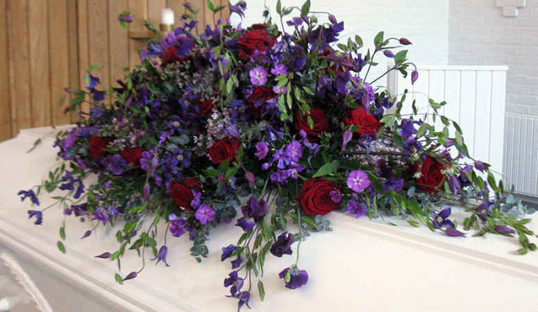 Begravelser, Susie Frank BlomsterDesign
